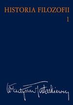 Historia filozofii Tom 1